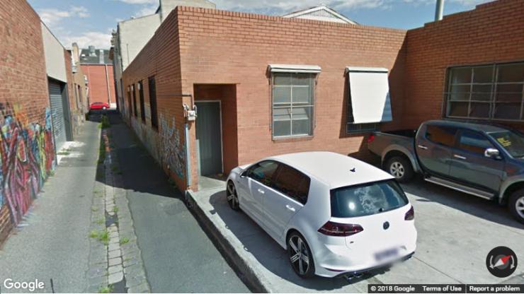 Street view image of 1 Duke Street