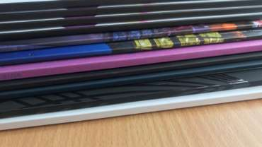 Perfect Binding for Book Printing