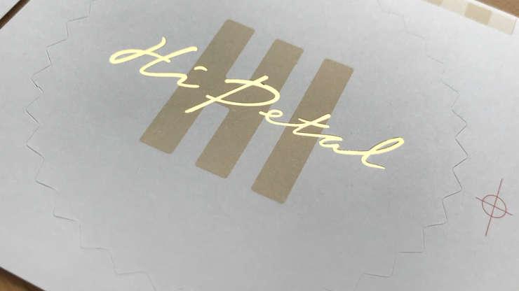 printing services melbourne sticker foil stamp